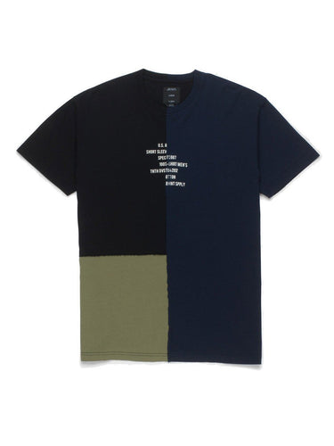 10.DEEP SURPLUS TEE // MULTI-The Collateral