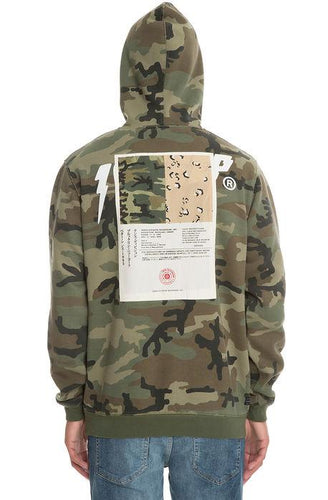 10.DEEP TANGO HOOD // FADED WOODLAND-The Collateral
