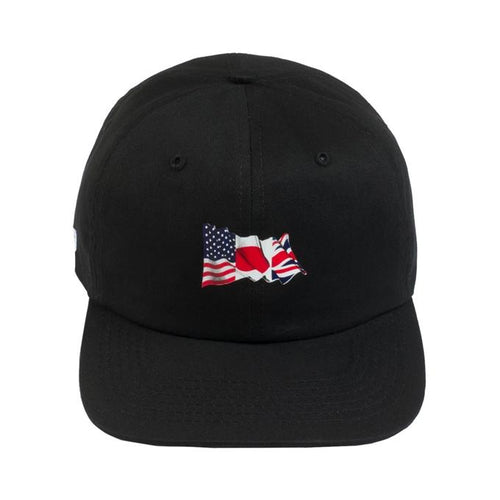 10.DEEP UNITED UNDERWORLD STRAPBACK // BLACK-The Collateral