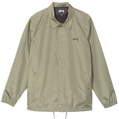 STÜSSY CRUIZE COACH JACKET // OLIVE