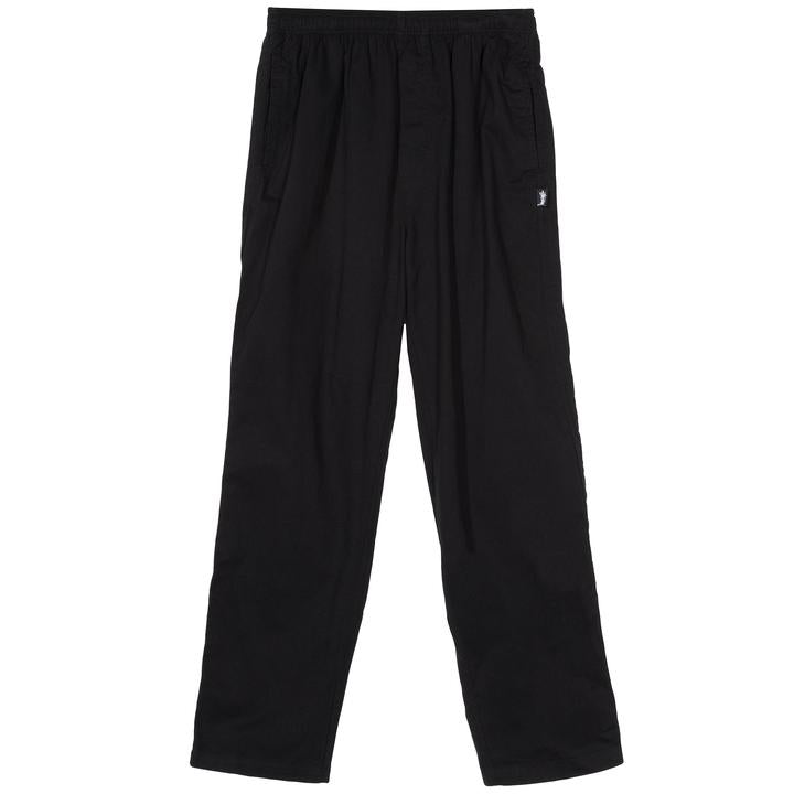 STÜSSY OG BRUSHED BEACH PANT // BLACK