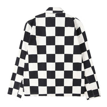 OBEY HARDWORK LABOR JACKET // CHECKER