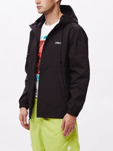 OBEY CAPTION II JACKET // BLACK