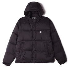 OBEY FELLOWSHIP PUFFER JACKET // BLACK