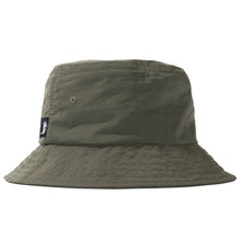 STÜSSY REVERSIBLE BUCKET HAT // GREEN