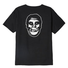 OBEY X MISFITS FIEND CLUB BASIC TEE // BLACK