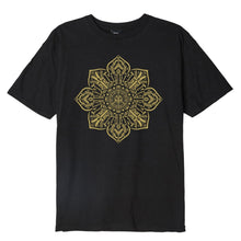 OBEY Gun Mandala Basic T-Shirt // Black