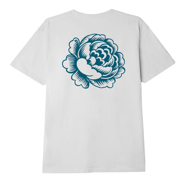 OBEY ORGANIC FLOWER // WHITE