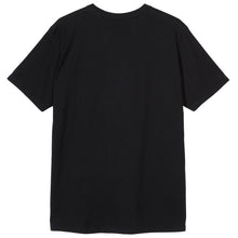 STÜSSY BEARINGS TEE // BLACK