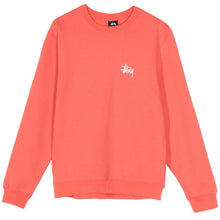 STÜSSY BASIC STÜSSY CREW // ORANGE