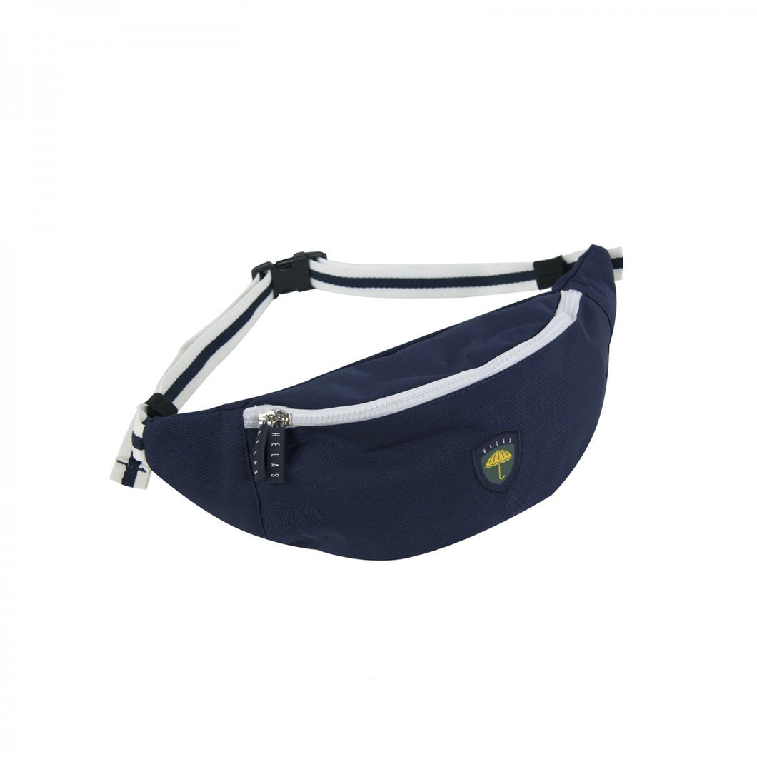 HÉLAS FAN WAIST BAG // NAVY