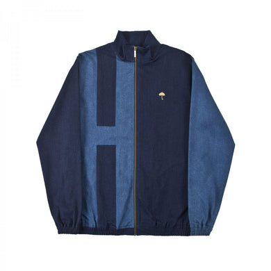 HÉLAS HALL DENIM JACKET // NAVY