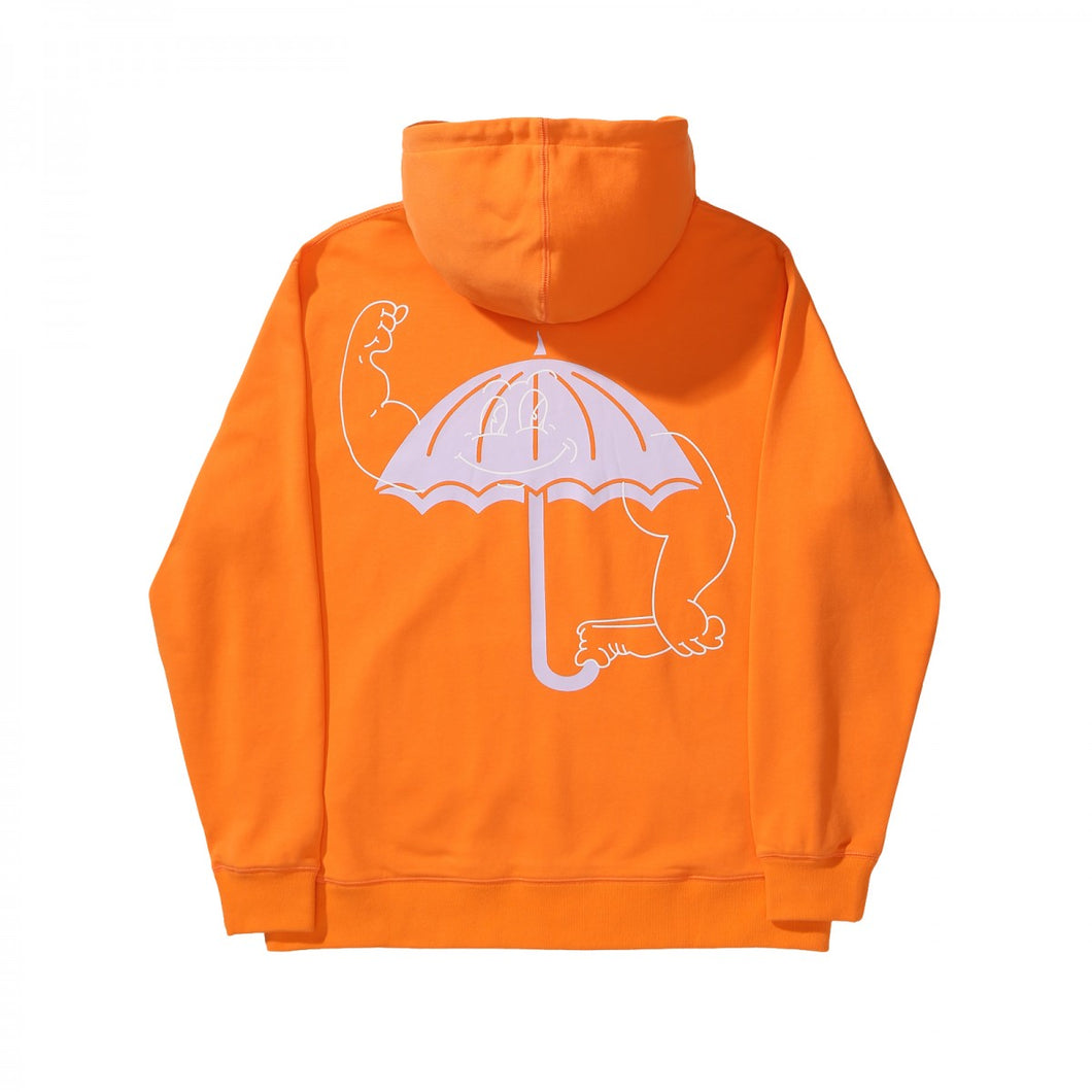 HÉLAS STRONG HOODIE // ORANGE