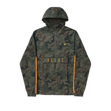 HÉLAS GANG HOODED JACKET // CAMO