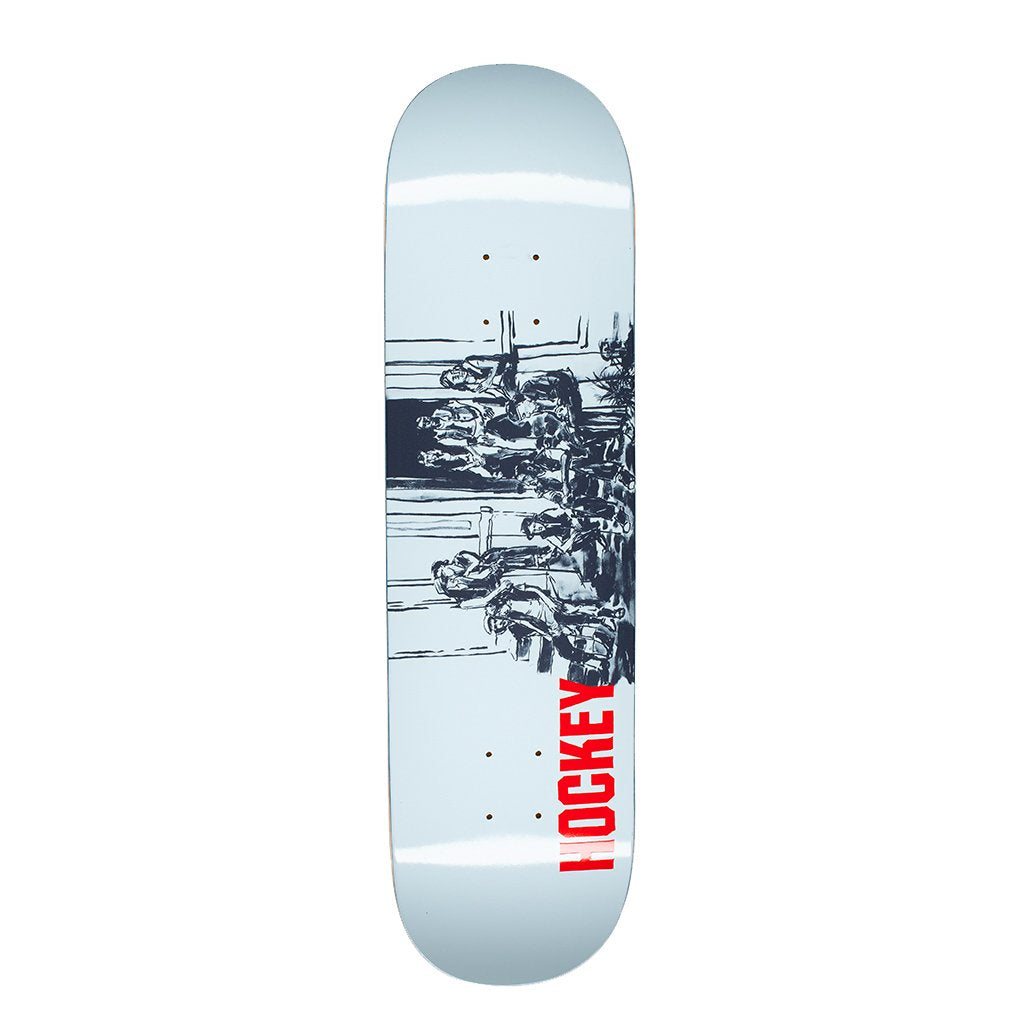HOCKEY PACK BLUE DECK // 8.25