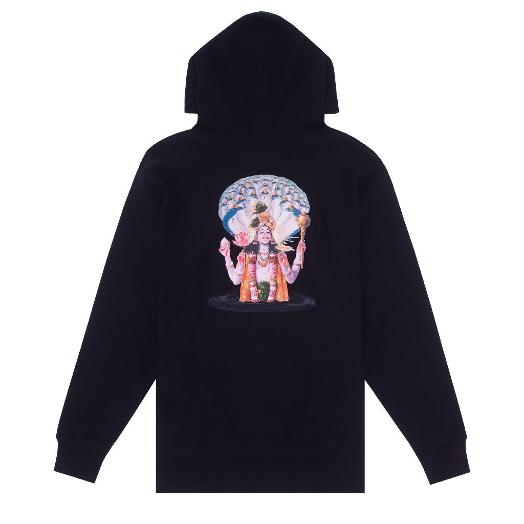 FUCKING AWESOME KB GANESH HOODIE // BLACK