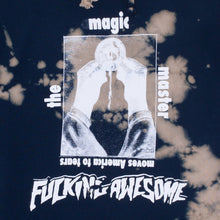 FUCKING AWESOME THE MAGIC MASTER HOODIE // BOMBA NAVY
