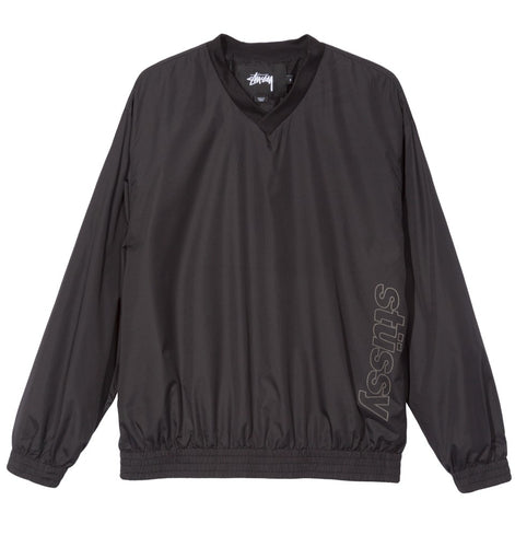 STUSSY ELLIS WINDSTOPPER // BLACK