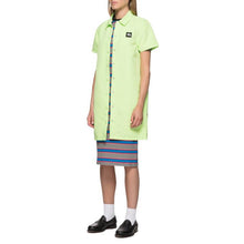STÜSSY NOMI HOUSE DRESS // SAFETY YELLOW