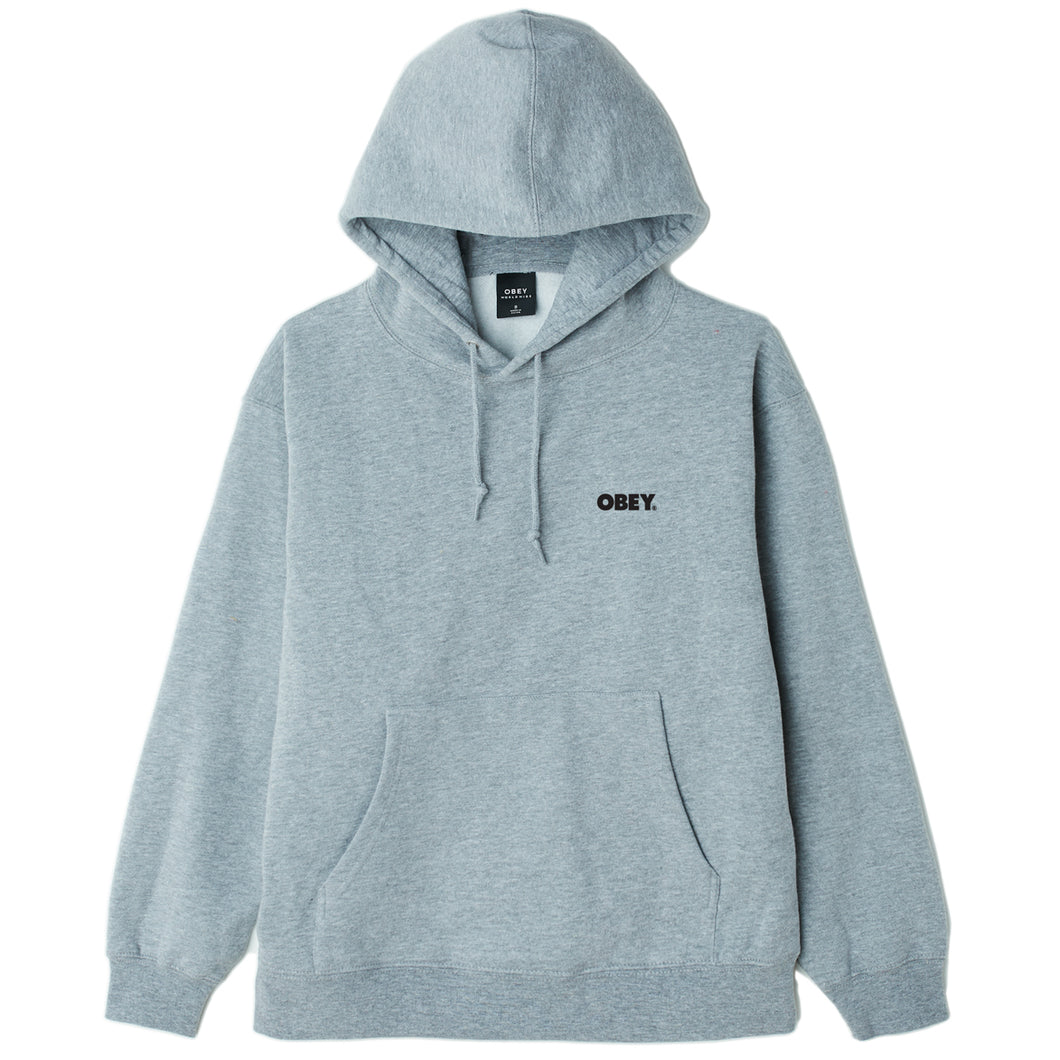 OBEY BOLD // GREY HEATHER