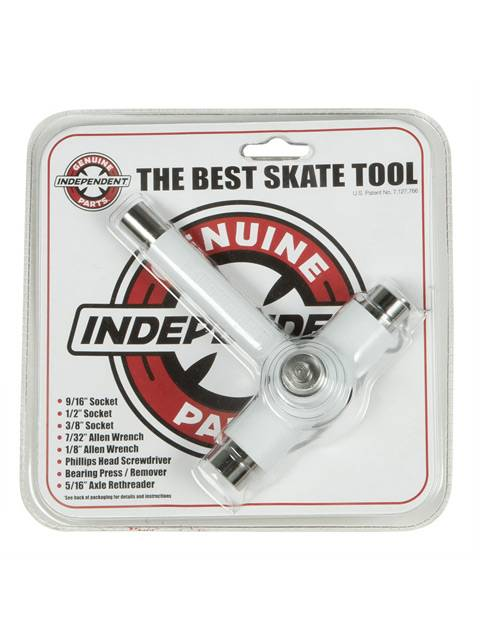 INDEPENDENT TOOL // WHITE