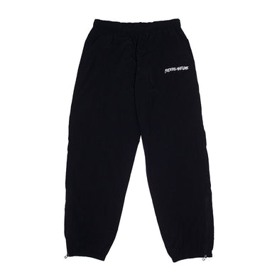 FUCKING AWESOME SPIRAL TRACK PANT // BLACK