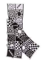 RASSVET MEN'S SCARF // WHITE