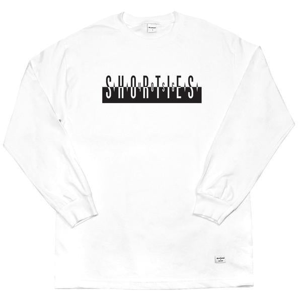 40S & SHORTIES GOOD DAY LONG SLEEVE TEE // WHITE-The Collateral