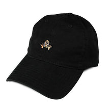 40S & SHORTIES SUPERFREAK DECONSTRUCTED DAD HAT // BLACK-The Collateral