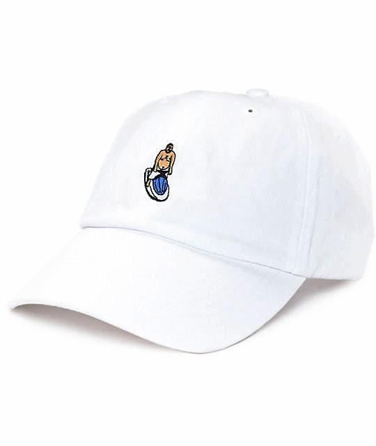 40S & SHORTIES THE BEST DAD HAT // WHITE-The Collateral