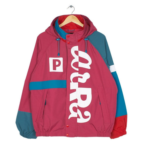 PARRA JACKET RED PISTE // MULTI