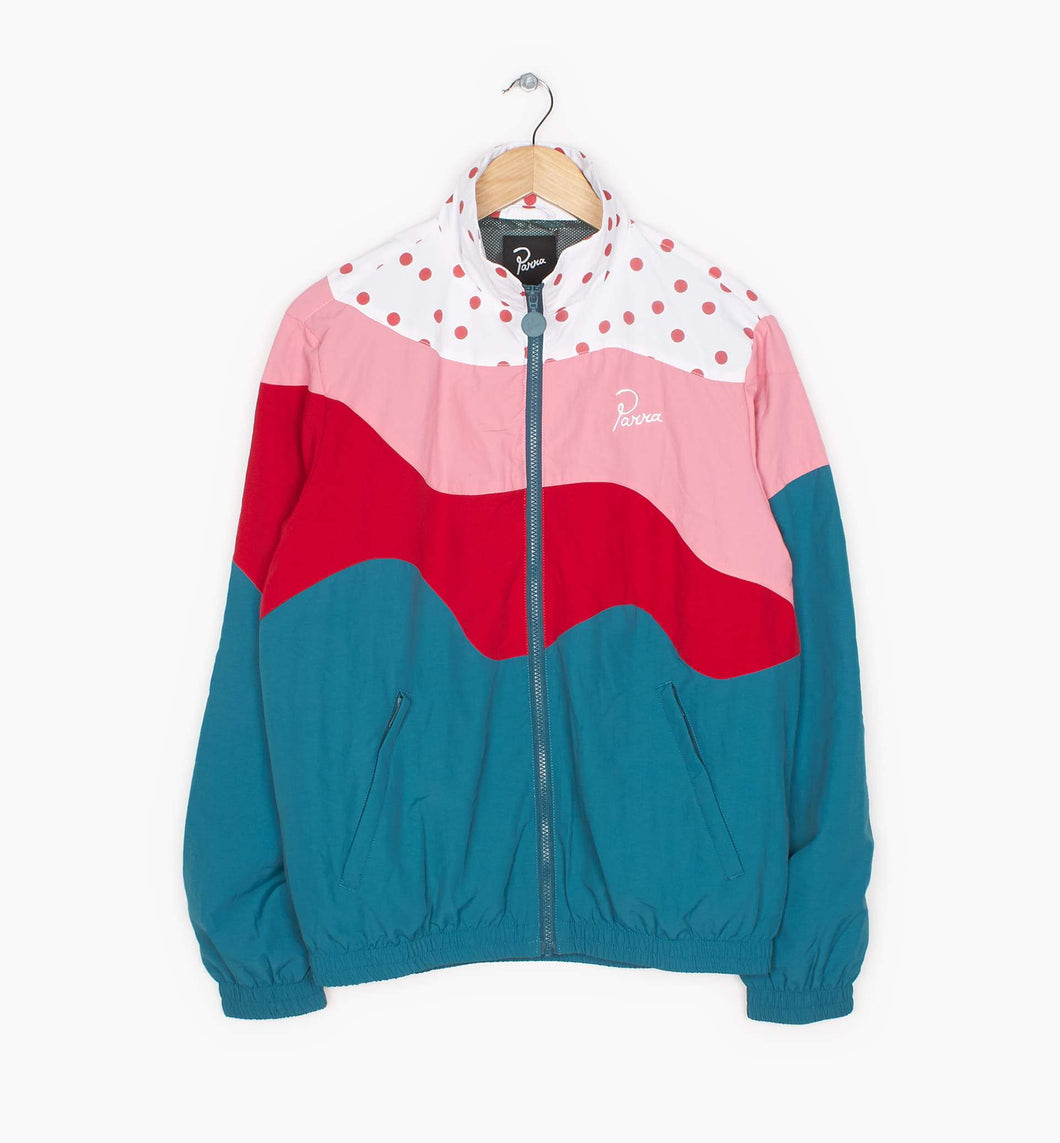 PARRA THE HILLS TRACK TOP // MULTY