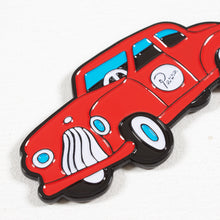 PARRA TOY CAR KEYCHAIN