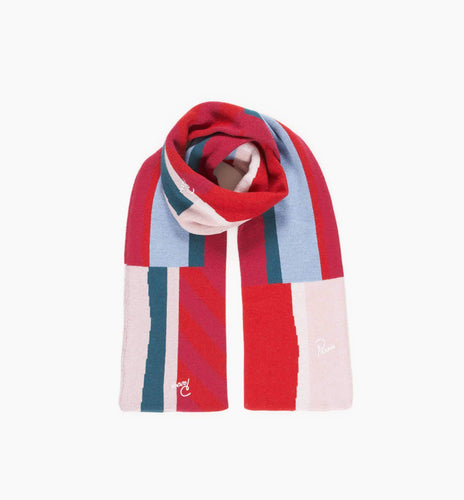 PARRA PREMIUM STRIPES SCARF // MULTI