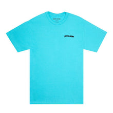 FUCKING AWESOME CYBORG POCKET TEE // LAGOON BLUE