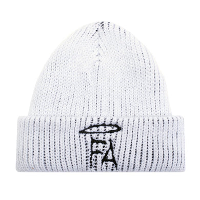 FUCKING AWESOME SPIKE BEANIE // WHITE