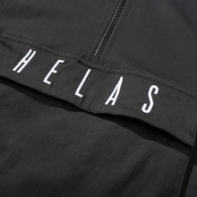 HÉLAS GANG TRACKSUIT JACKET // BLACK