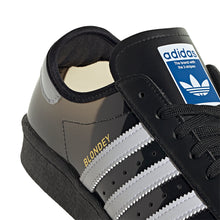 adidas SKATEBOARDING BLONDEY SUPERSTAR SHOES // Core Black/Cloud White/Core Black