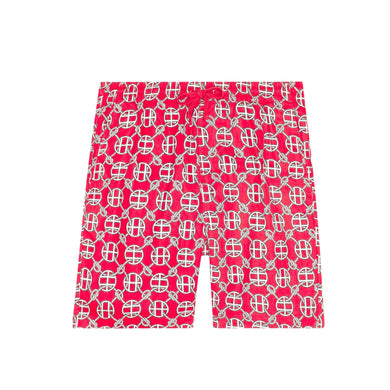 HUF ATELIER EASY SHORT // RED