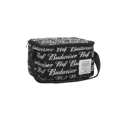 HUF X BUDWEISER 6-PACK COOLER // BLACK