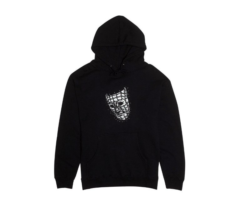 HOCKEY Kevin Illusions Hoodie Back
