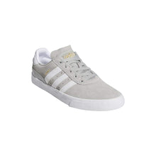 adidas SKATEBOARDING BUSENITZ VULC SHOES // GREY TWO / FTWR WHITE / GOLD MET.