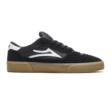 LAKAI CAMBRIDGE // BLACK/GUM SUEDE