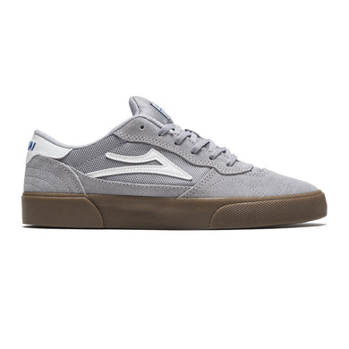 LAKAI CAMBRIDGE // LIGHT GREY/GUM SUEDE