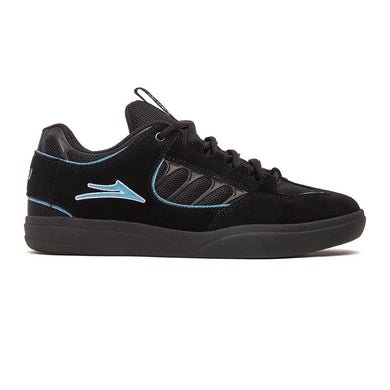 LAKAI CARROLL // BLACK SUEDE
