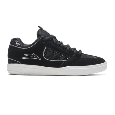 LAKAI CARROLL // BLACK/WHITE SUEDE