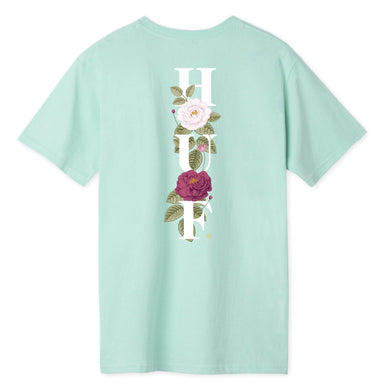 HUF CENTRAL PARK POCKET T-SHIRT // CELADON