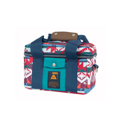 POLER X PENDLETON CAMERA COOLER