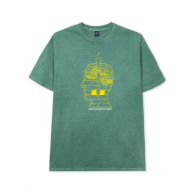 BRAIN DEAD SYD SHORT SLEEVE T-SHIRT // FOREST