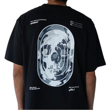 PREDUCE X SBTG SKULL  T-SHIRT // BLACK